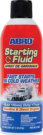 Spray de arranque a frio rápido  312g