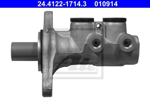 Bomba Central Dos Travões Fiat 500 (07-)