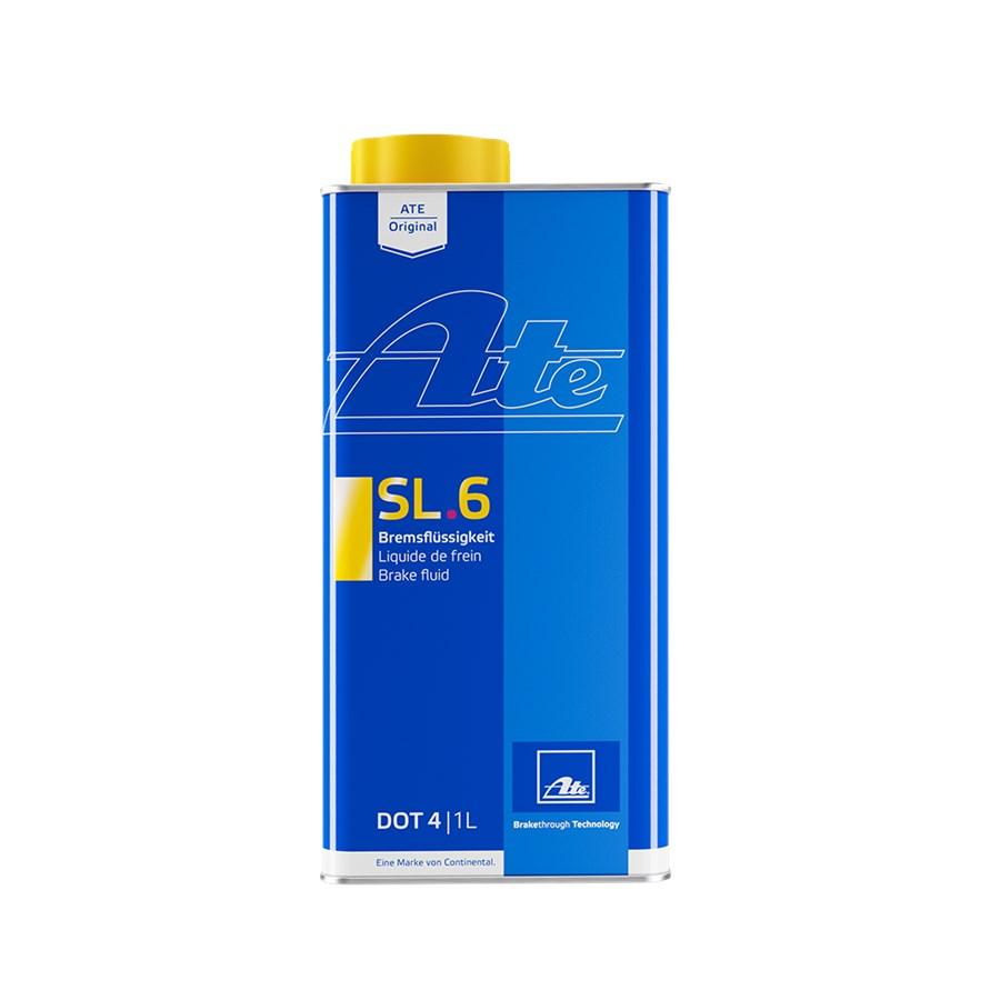 Líquido do  Travão SL6 DOT 4 - 1L