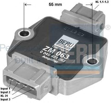 Módulo Ignição Audi