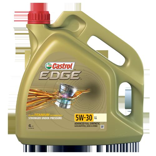 Castrol Edge 5W30 Ll Titanium– 4 Litros