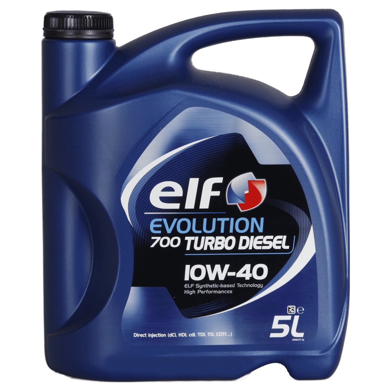 Elf Evolution 700 Turbo Diesel 10W40 – 5 Litros