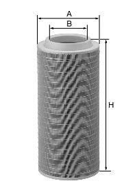 MANN-FILTER C281440, Elemento de Filtro de Ar