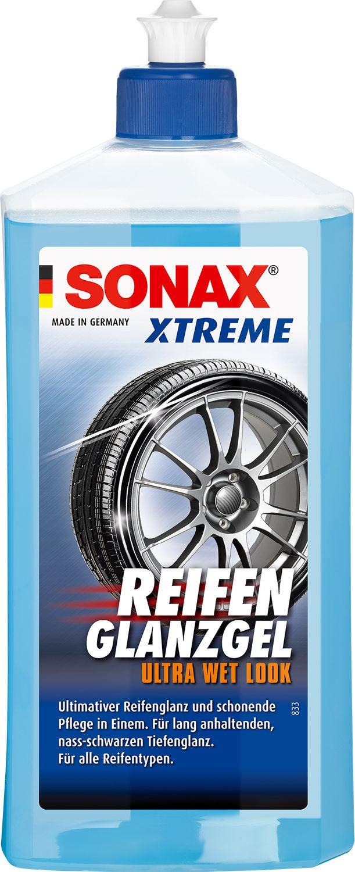 Xtreme Gel Brilhante para pneus - 500ML