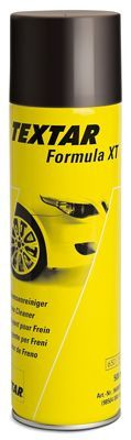 Produto de limpeza dos travões - Textar Formula XT