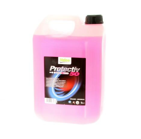 Liquido de Refrigeração Rosa