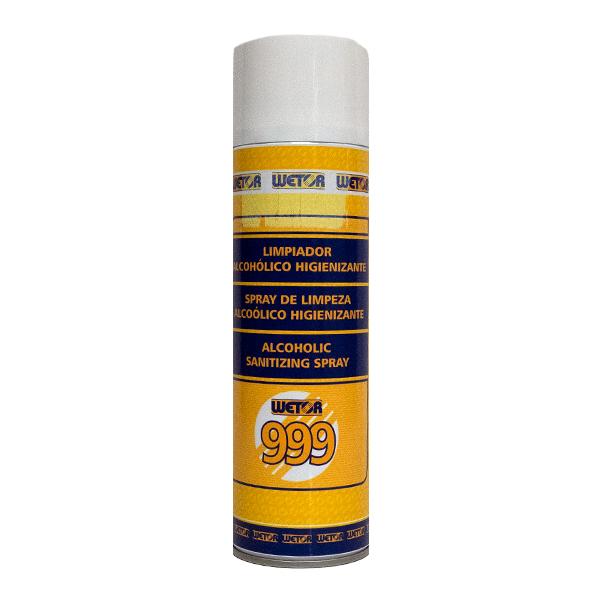 Spray de Limpeza Alcoólico Higienizante - 500 ML